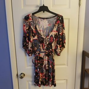 FRENCH CONNECTION Pattern Dress